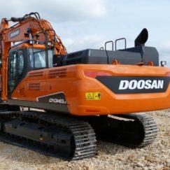 Doosan DX340LCA MH
