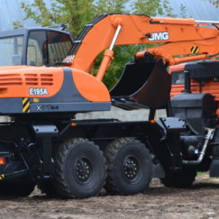 UMG E195А автомобильном ходу КАМАЗ-43118