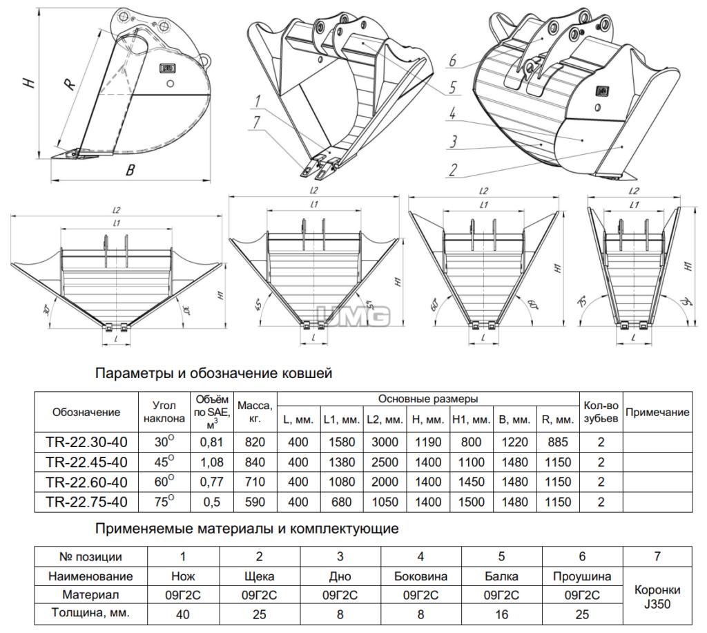 Особенности колесного экскаватора Умж 170